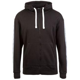 UMBRO Taped Zip Trough Sweatjacke Herren schwarz / weiß