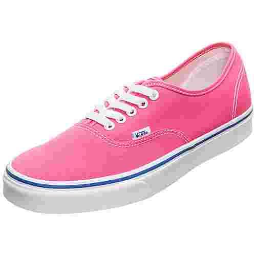 Vans Authentic Sneaker pink / weiß