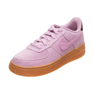 Nike Air Force 1 LV8 Style Sneaker Kinder rosa / braun