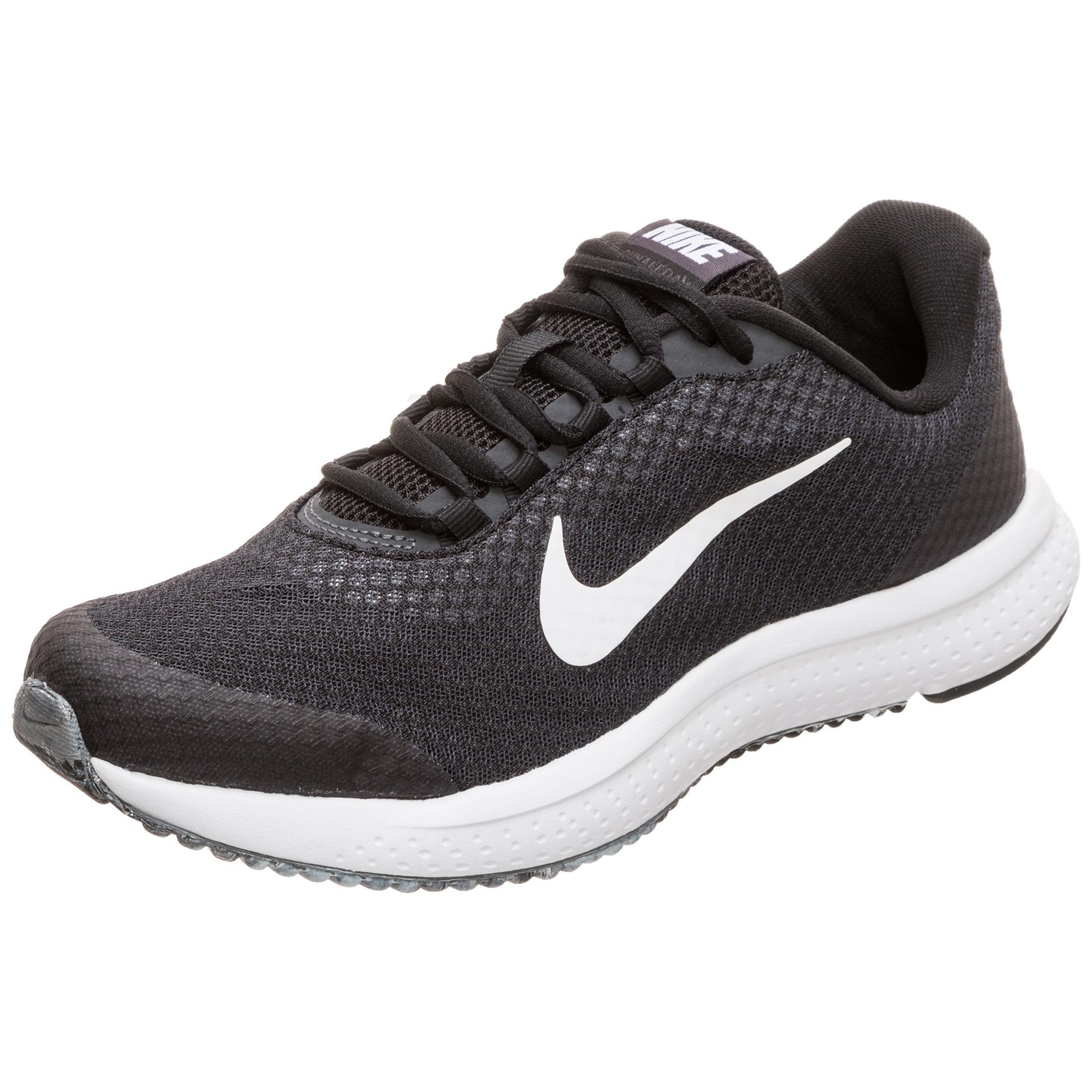 Nike RunAllDay Laufschuhe Damen schwarz / weiß im Online Shop von  SportScheck kaufen
