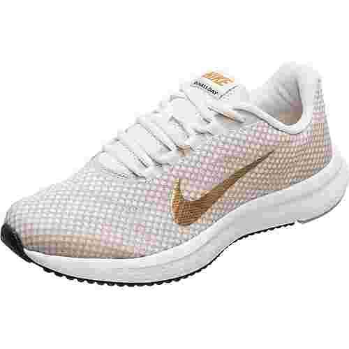 Nike RunAllDay Laufschuhe Damen grau / gold im Online Shop von SportScheck  kaufen