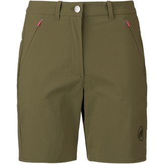 Mammut HIKING Funktionsshorts Damen olive