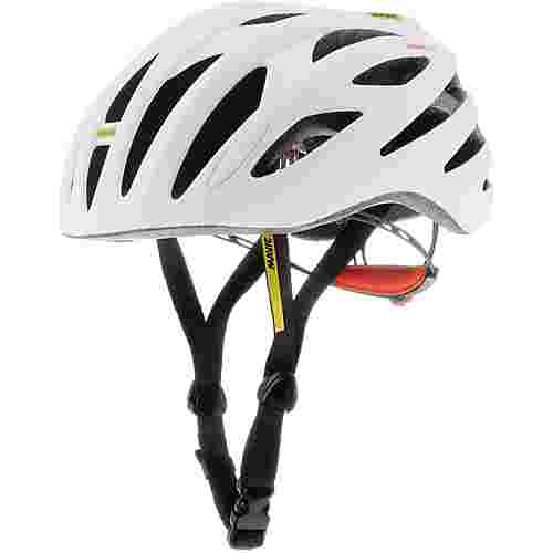 Mavic Aksium Elite Fahrradhelm white-black