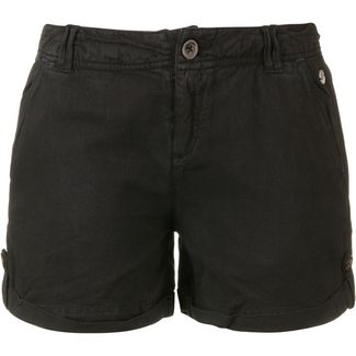 Khujo Carida Shorts Damen washed black