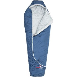 Grüezi Bag Biopod Wolle Zero Daunenschlafsack Night Blue