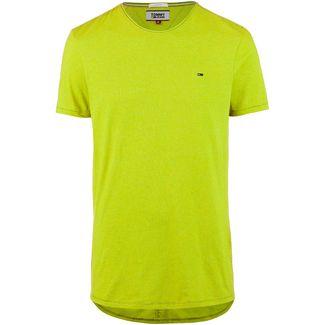 Tommy Jeans Essential Jaspe T-Shirt Herren acid lime