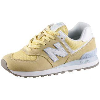 NEW BALANCE WL574 Sneaker Damen sun glow