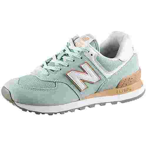 NEW BALANCE WL574 Sneaker Damen agave green