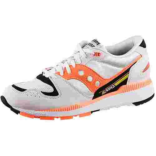 Saucony Azura Sneaker Herren white-orange-black