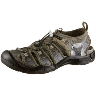 Keen Evofit 1 Outdoorsandalen Herren dark olive-antique bronze