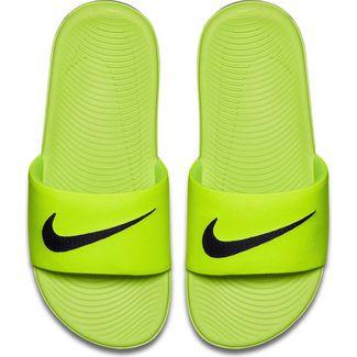 huge selection of a4823 673f6 Nike Slide Badelatschen Kinder volt-black