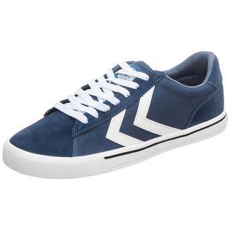hummel Nile Canvas Low Sneaker Herren dunkelblau