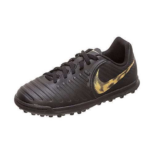 online store e7797 682ed Nike Tiempo Legend VII Club Fußballschuhe Jungen schwarz / gold im Online  Shop von SportScheck kaufen