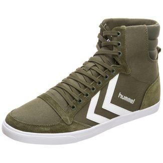 hummel Slimmer Stadil High Sneaker Herren grün