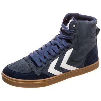 hummel Stadil Rubber High Sneaker Herren dunkelblau