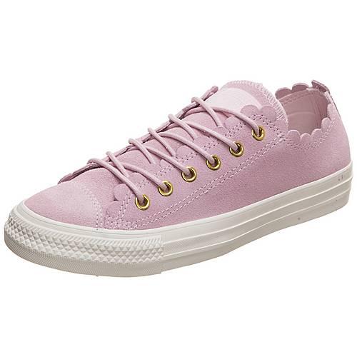 CONVERSE Chuck Taylor All Star Frilly Thrills Sneaker Damen rosa im Online Shop von SportScheck kaufen