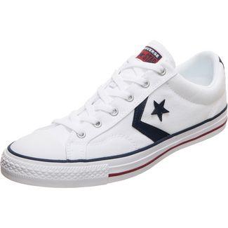 CONVERSE Star Player Sneaker Herren weiß / dunkelblau