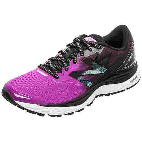NEW BALANCE Solvi v1 Laufschuhe Damen violett / schwarz