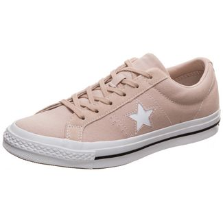 CONVERSE Cons One Star Sneaker Damen beige