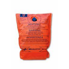 AQUATICS Schwimmflügel Kinder orange