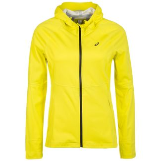 Asics Lite Show Winter Jacket Damen Laufjacke Running Jacket 2012A005 601 rot, Größe:XL