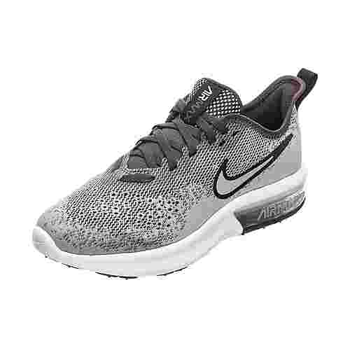 Nike Air Max Sequent 4 Sneaker Kinder grau / weiß
