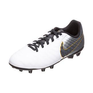Nike Tiempo Legend VII Academy Fußballschuhe Kinder weiß / schwarz