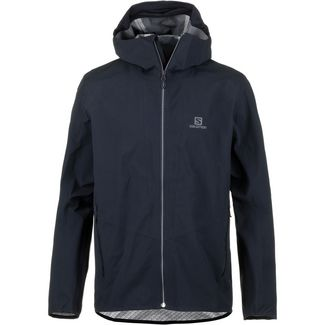 Salomon OUTLINE Hardshelljacke Herren night sky