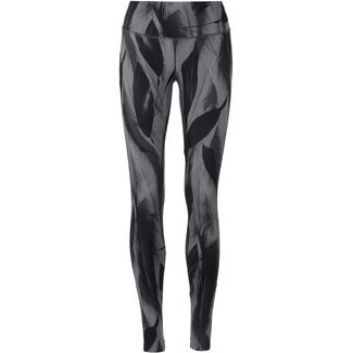 Salomon AGILE Tights Damen black-ebony-quiet shade
