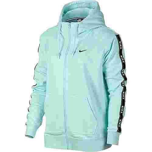 Nike NSW Sweatjacke Damen teal-tint-teal tint-white