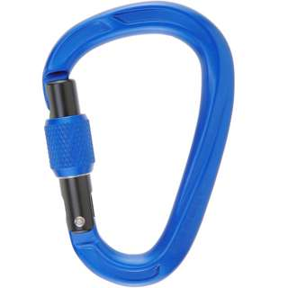 Mammut Crag HMS Screw Gate Karabiner ultramarine