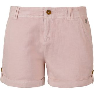Khujo Carida Shorts Damen washed blush pink