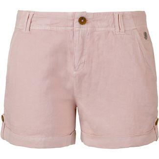 Khujo Carida Shorts Damen washed blush pink