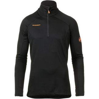 Mammut EIGER EXTREME MOENCH ADVANCED Fleeceshirt Herren black