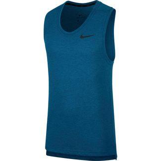 Nike Breathe Hyper Dry Funktionstank Herren green abyss