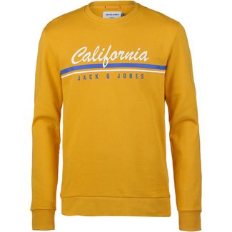 CORE by JACK & JONES JORRETRO CALI Sweatshirt Herren yolk yellow