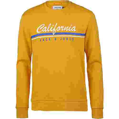 CORE by JACK & JONES JORRETRO CALI Sweatshirt Herren yolk yellow