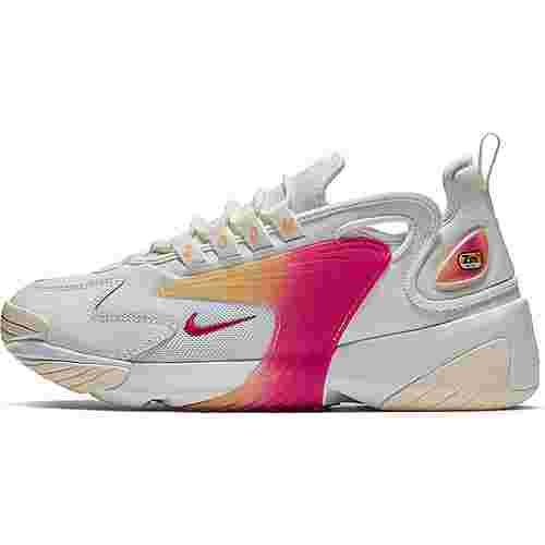 Nike Zoom 2K Sneaker Damen white-rush pink-sail-melon