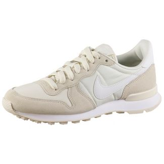 Nike Internationalist Sneaker Damen pale ivory-summit white