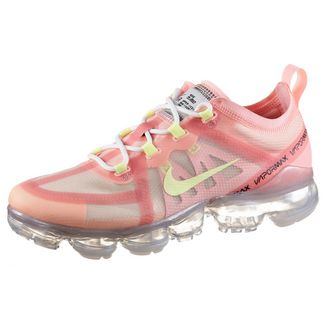 Nike Vapormax 2019 Laufschuhe Damen pink tint-barely volt-light cream