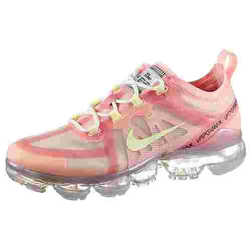 Nike Vapormax 2019 Sneaker Damen pink tint-barely volt-light cream