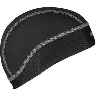 GripGrab Summer Skull Cap Helmmütze black