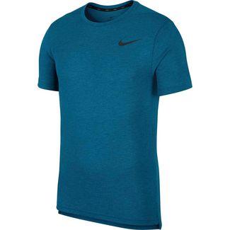 Nike Breathe Hyper Dry Funktionsshirt Herren green abyss