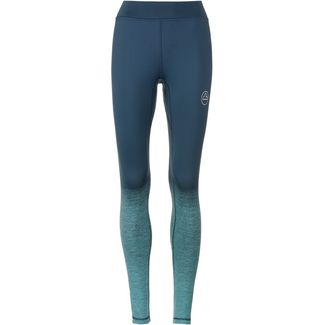 La Sportiva Patcha Tights Damen opal-aqua