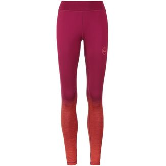 La Sportiva Patcha Tights Damen beet-lily orange