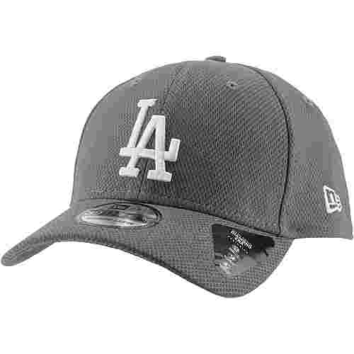 New Era 39Thirty Los Angeles Dodgers Cap graphite-optic white