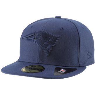 New Era 59Fifty New England Patriots Cap oceanside blue