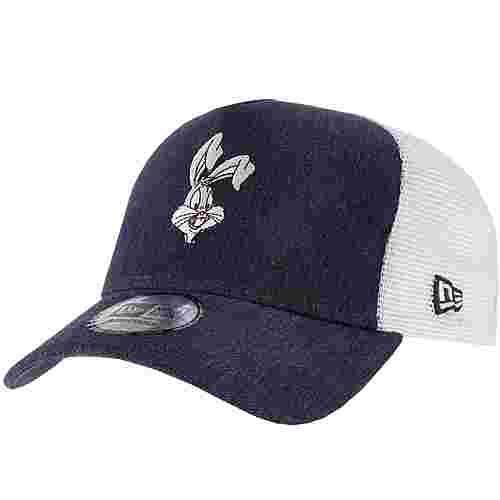 New Era Trucker Bugs Bunny Cap blue denim