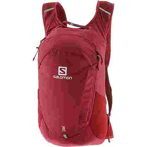 Salomon Trailblazer 20 Daypack biking red-ebony