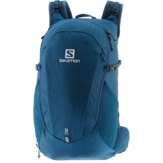 Salomon Rucksack Trailblazer 30 Daypack poseidon-ebony